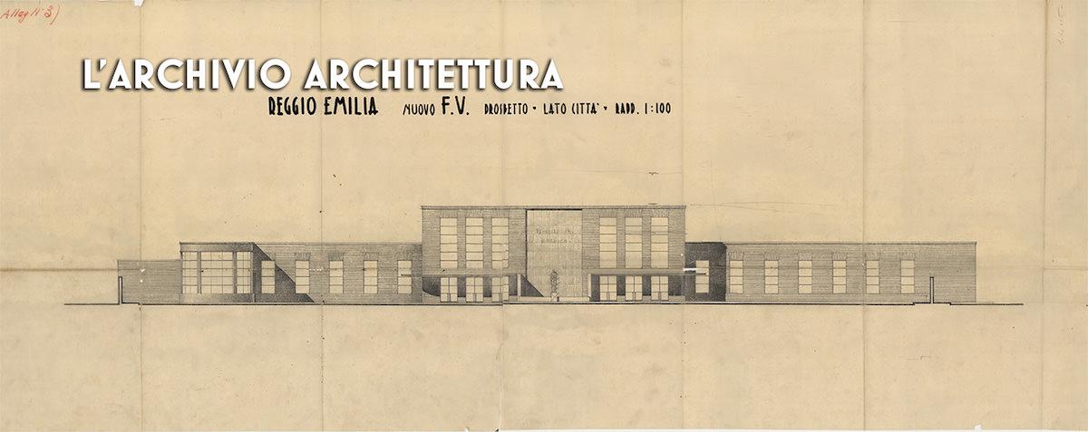 Archivio Architettura FS