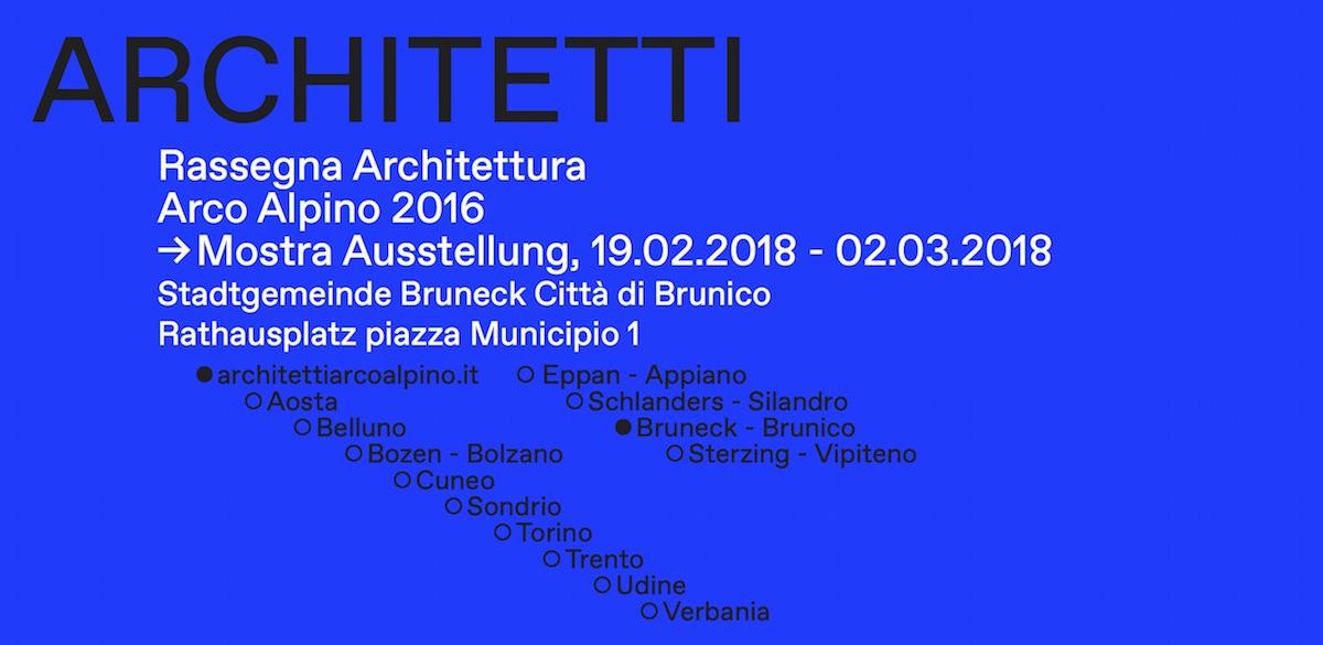 Architettura Arco Alpino Brunico
