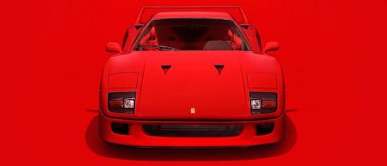 Ferrari hp