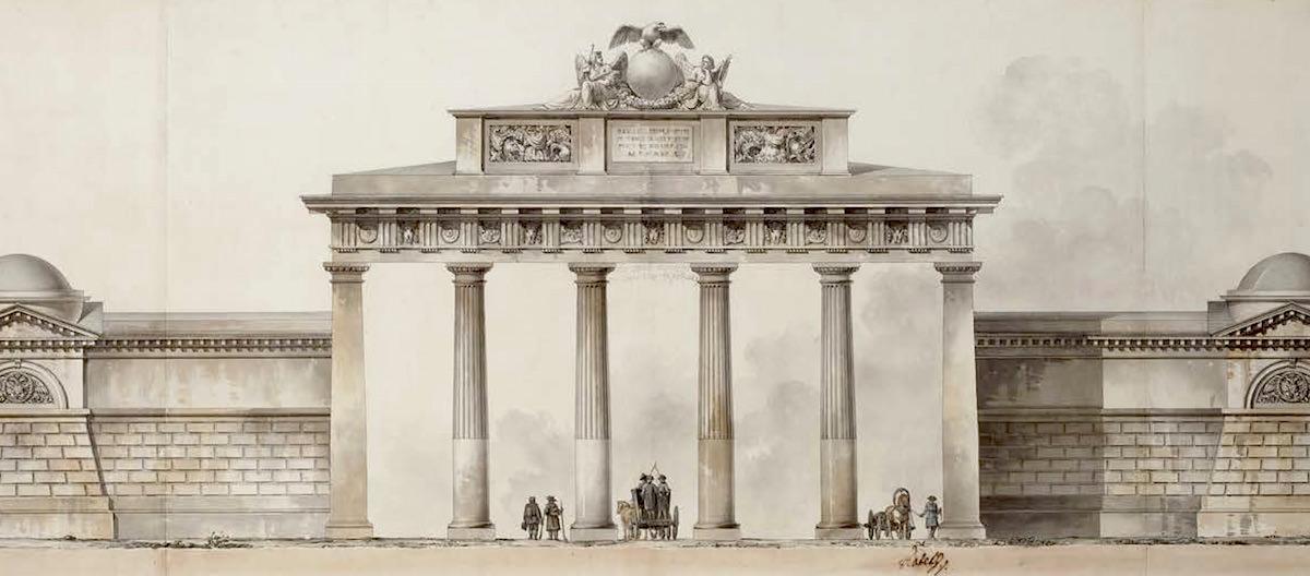 Giacomo Quarenghi mostra