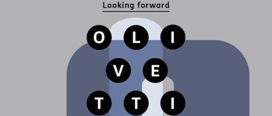 Looking forward. Olivetti hp
