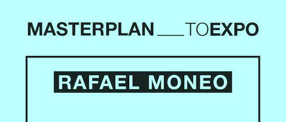 Rafael Moneo presenta il Masterplan TOexpo hp
