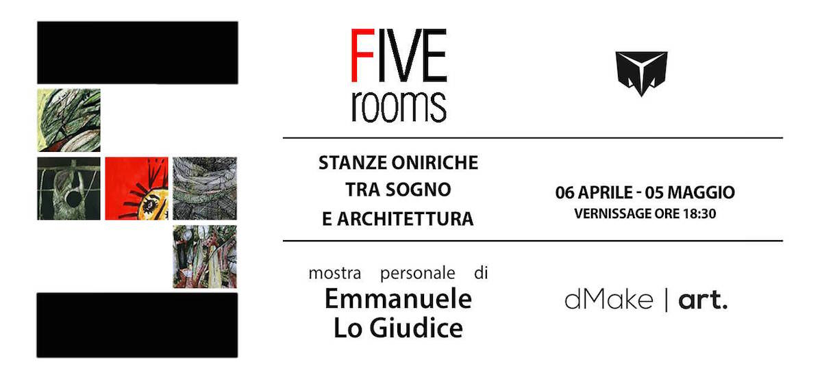 Five rooms