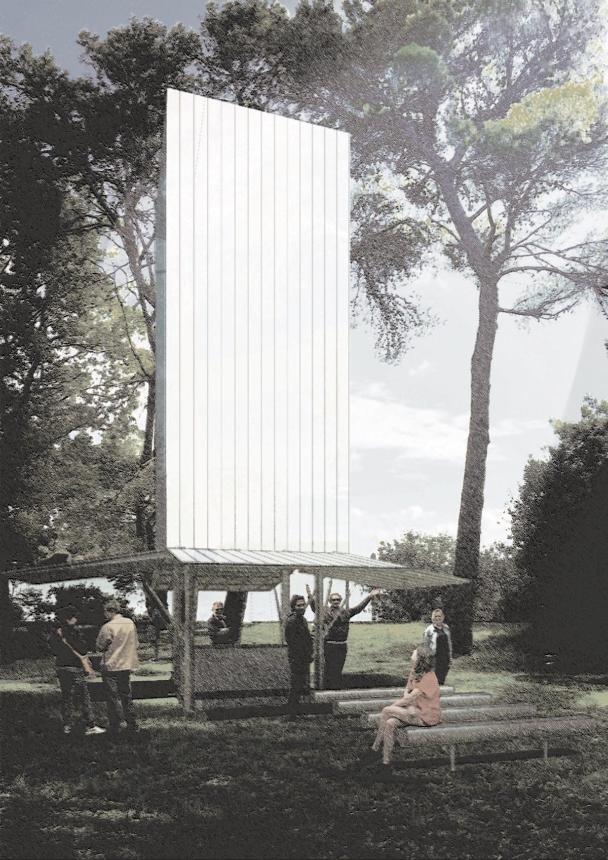 Godsell, Cappella, rendering