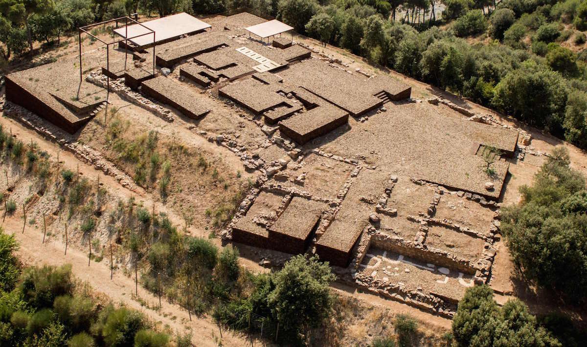 Premio Restauro Fassa Bortolo - Toni Girones rovine romane di Can Tacò