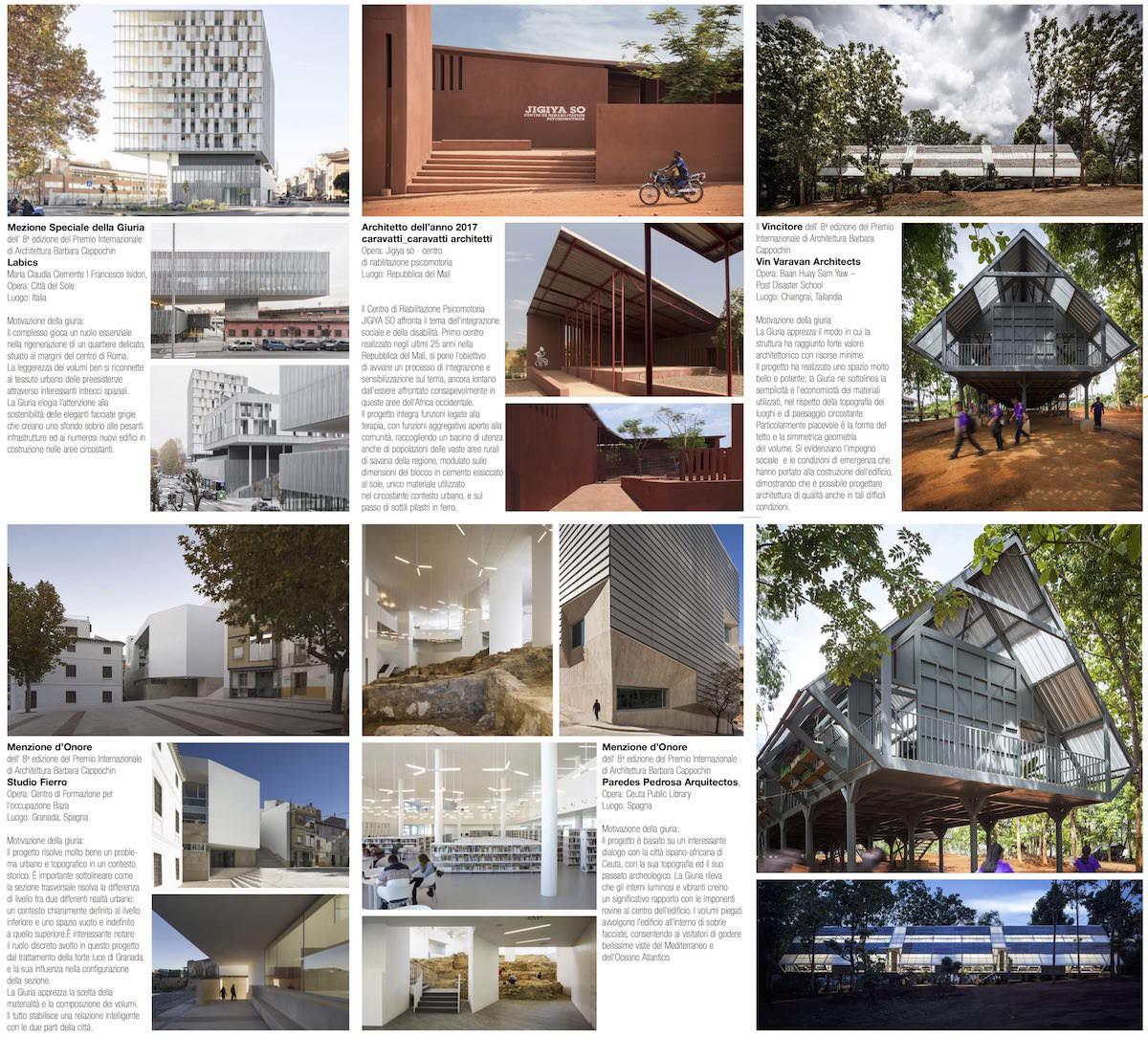 Tavoli Architettura