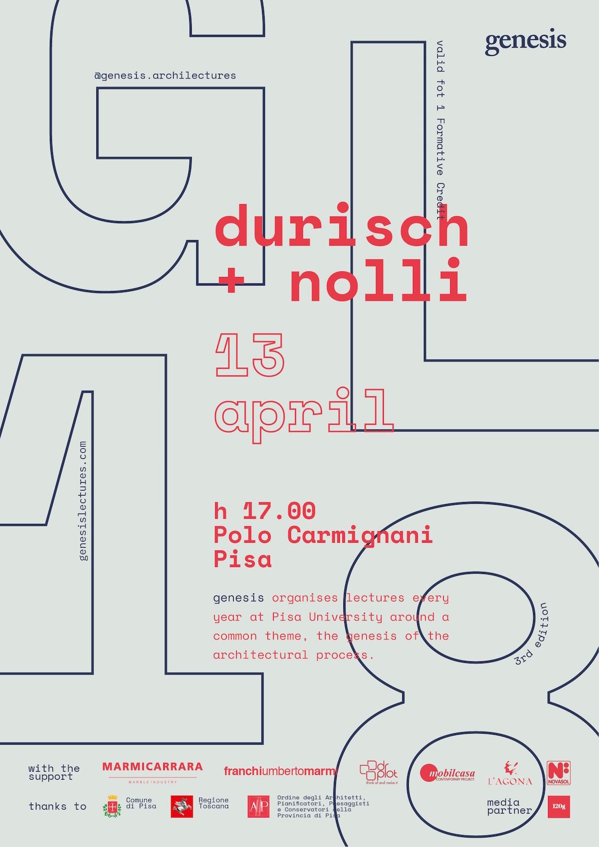 Durisch + Nolli