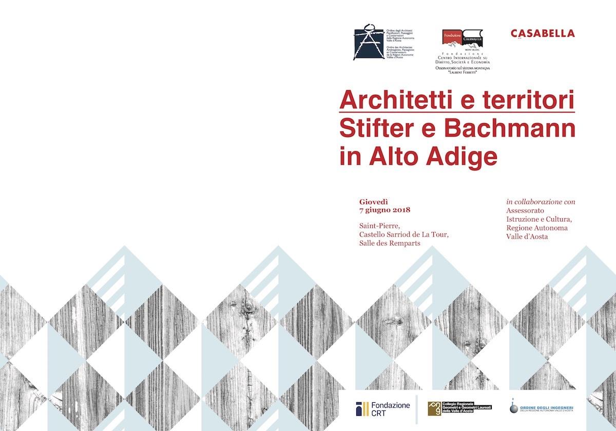Architetti e territori