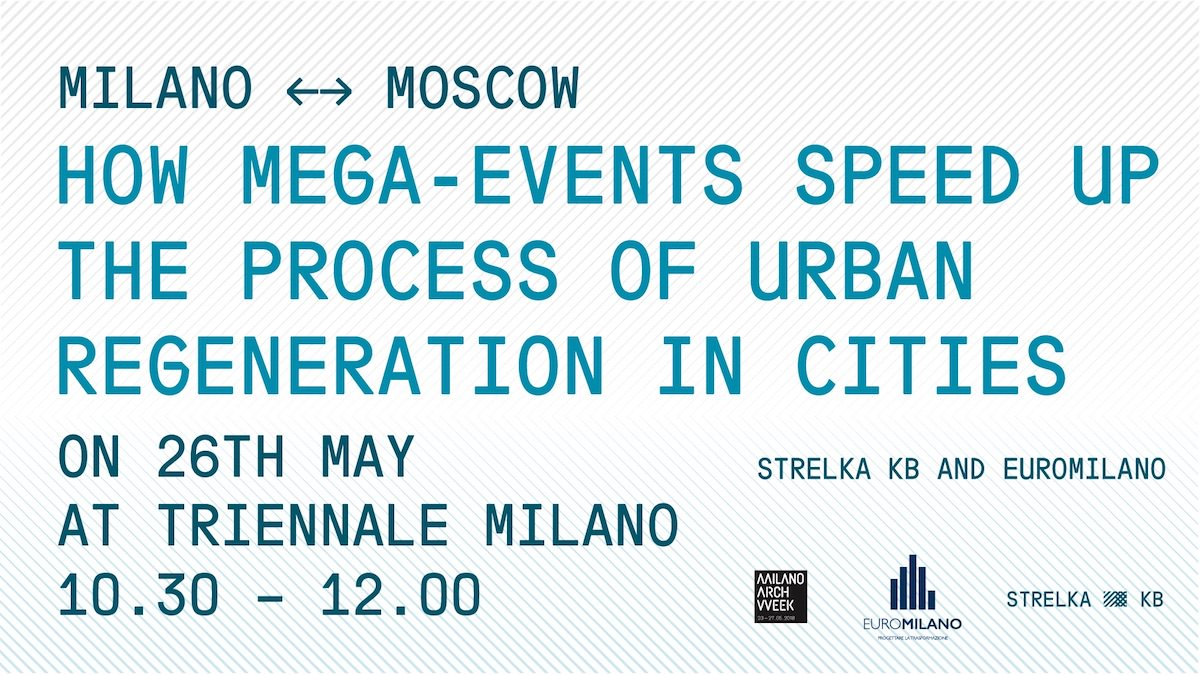 Mega events & the city