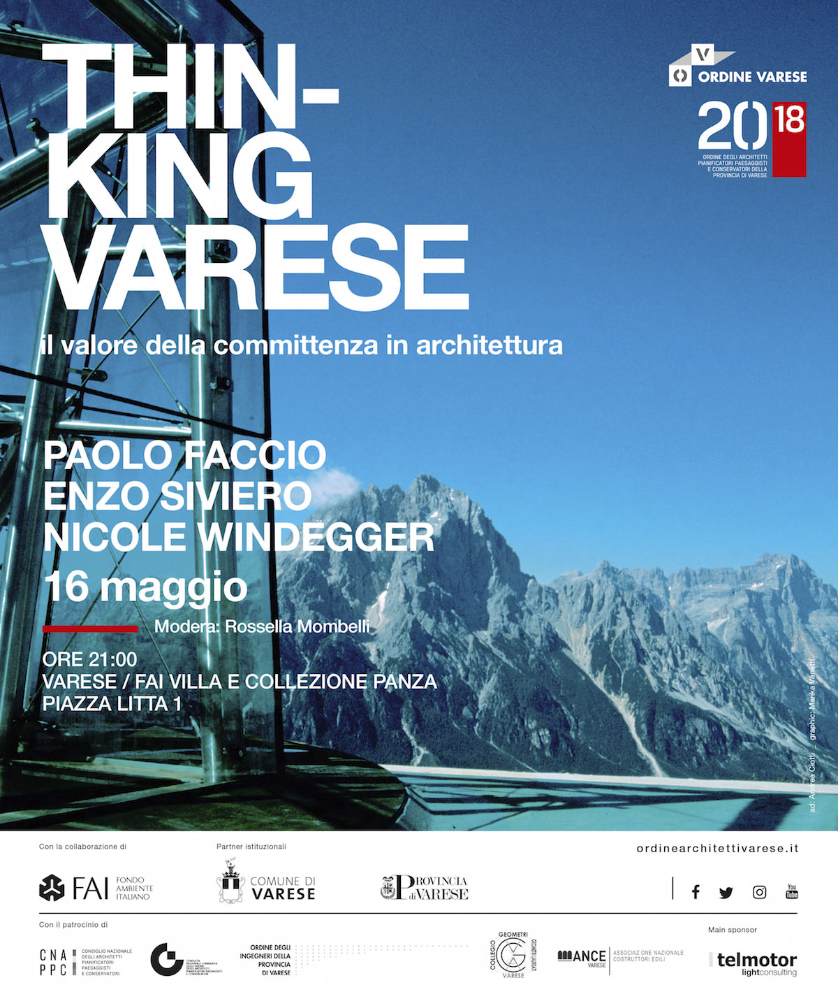 Messner Museum Varese TV3