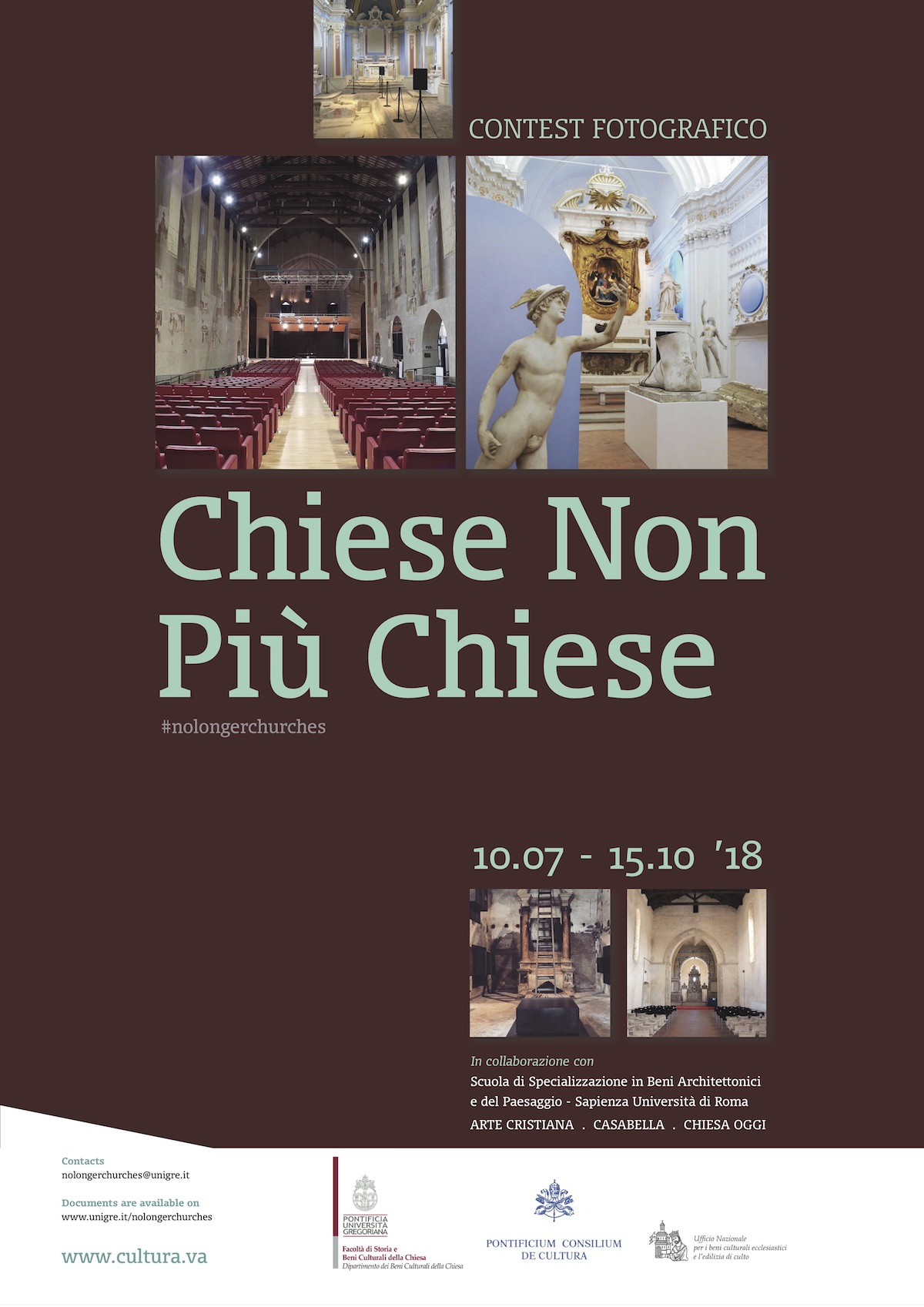 Chiese Non Più Chiese