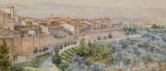 Veduta-di-Montepulciano-Alberto-Papafava