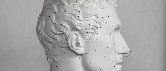 Busto Antonio Canova, Antonio Canova Gesso, Gypsotheca e Museo Antonio Canova, Possagno © Fabio Zonta