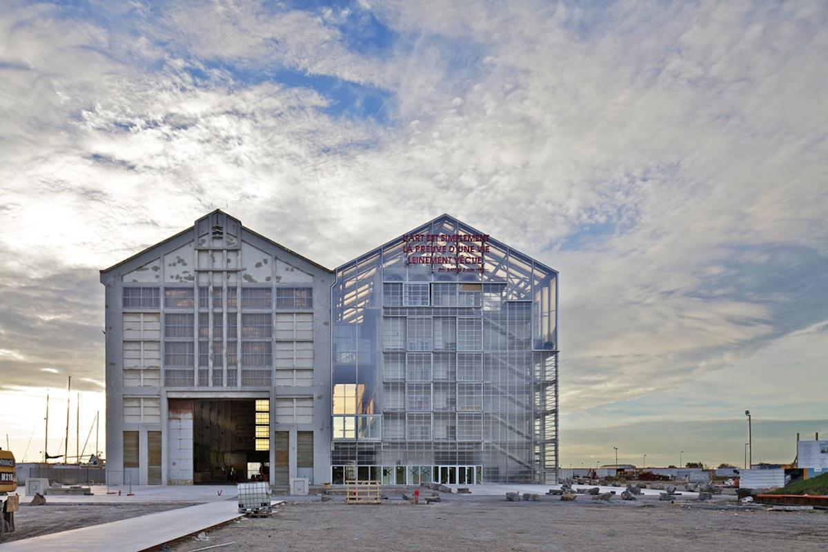FRAC, Nird-Pas de Calais, Dunkerque, 2013–15 © Philippe Ruault