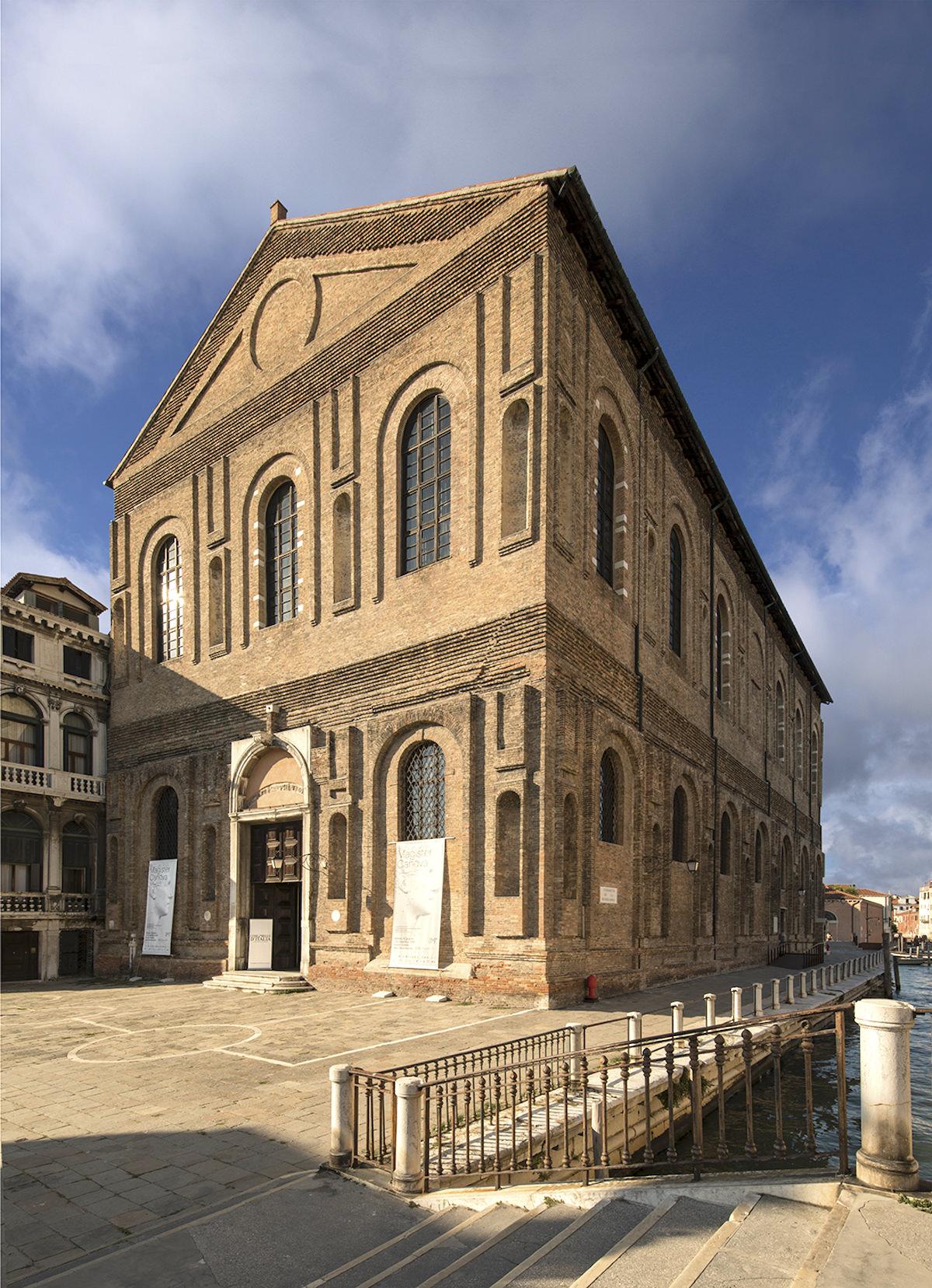 Scuola Grande della Misercordia di Venezia © Luigi Bussolati