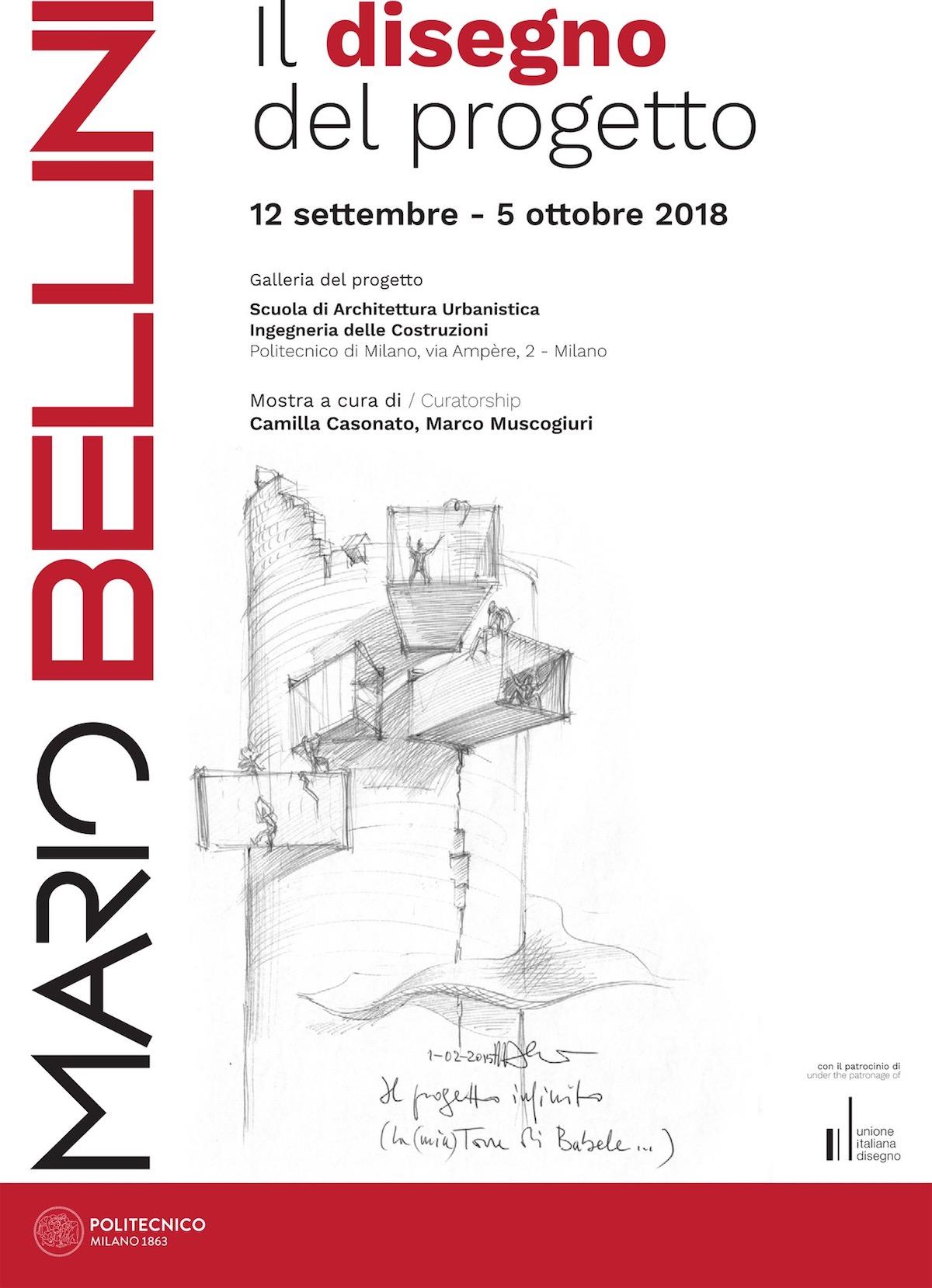 Mario Bellini. Il disegno del progetto