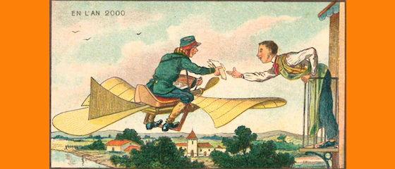 Vero o falso? Il postino rurale, ca.1899