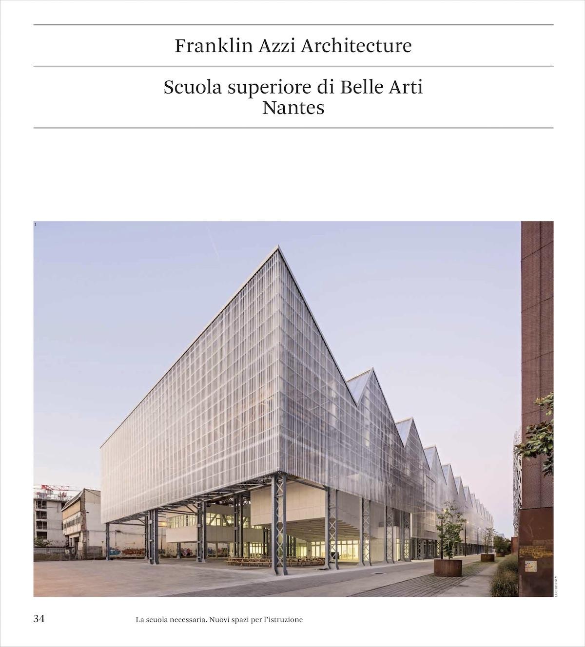 890 FRANKLIN AZZI ARCHITECTURE