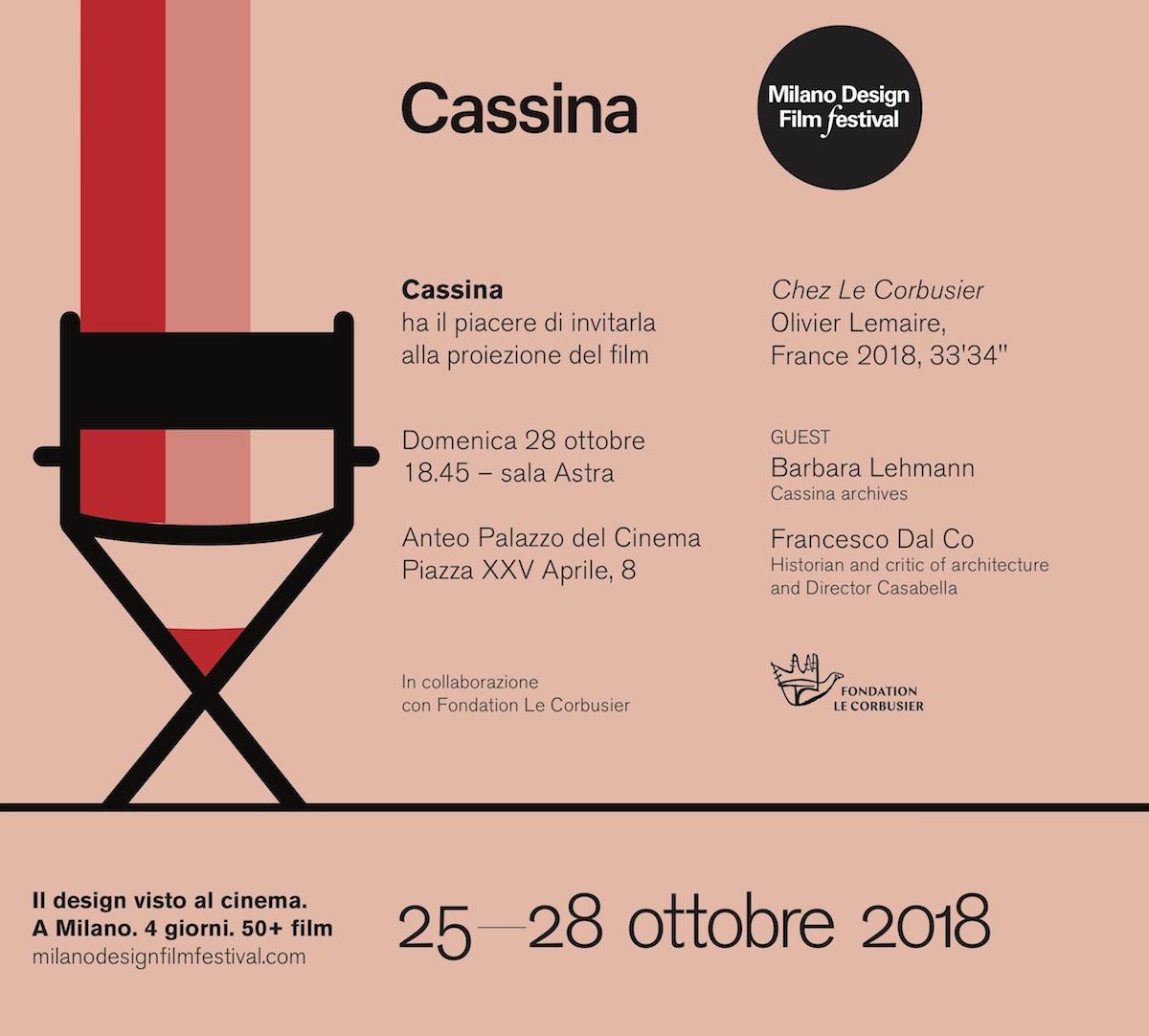 Cassina MDFF2018