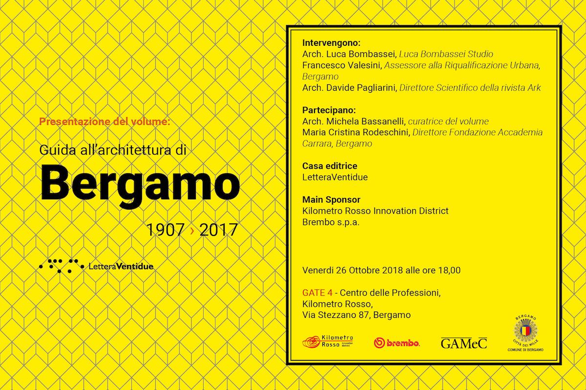 Guida all'Architettura di Bergamo