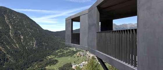 La miniera d'oro, Brusson (AO), Progetto Corrado Binel, EM2 Architekten, Foto Filippo Simonetti