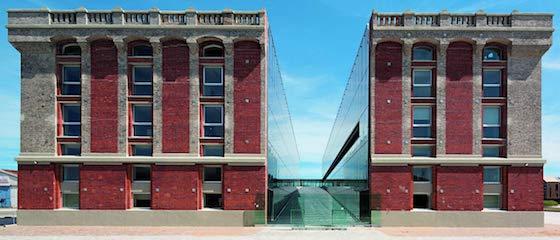 Pierre-Louis Faloci Le Grand Prix national de l'architecture 2018