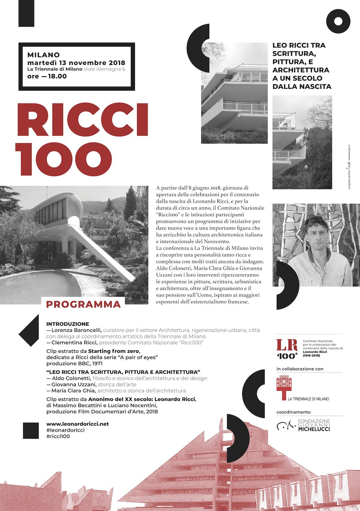 Ricci-100-Triennale-programma