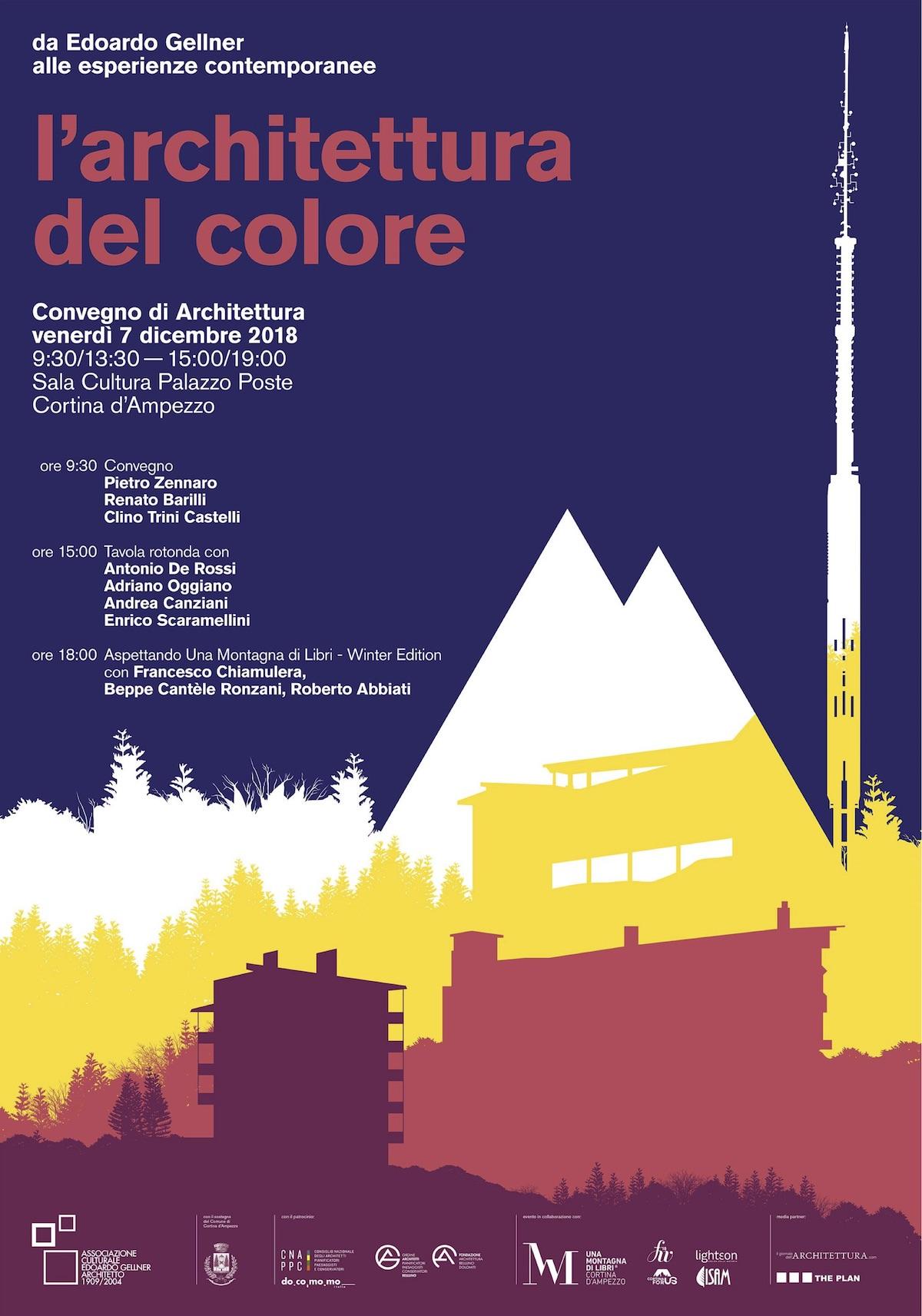 Architettura colore Cortina