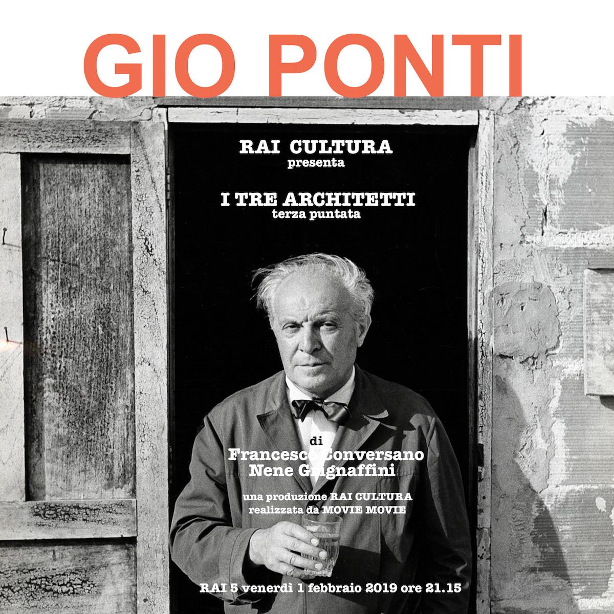 GIO PONTI_locandina