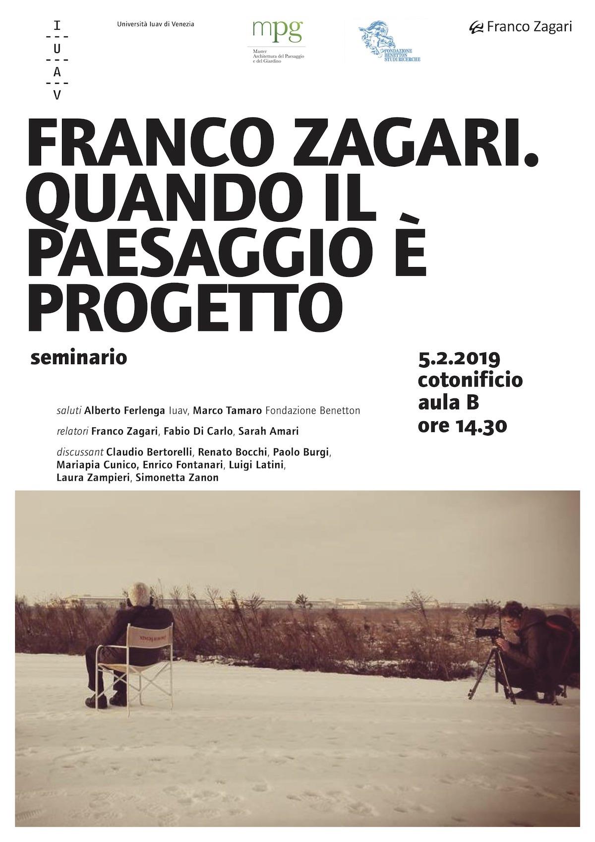 Franco-Zagari seminario_5-febbraio-2019