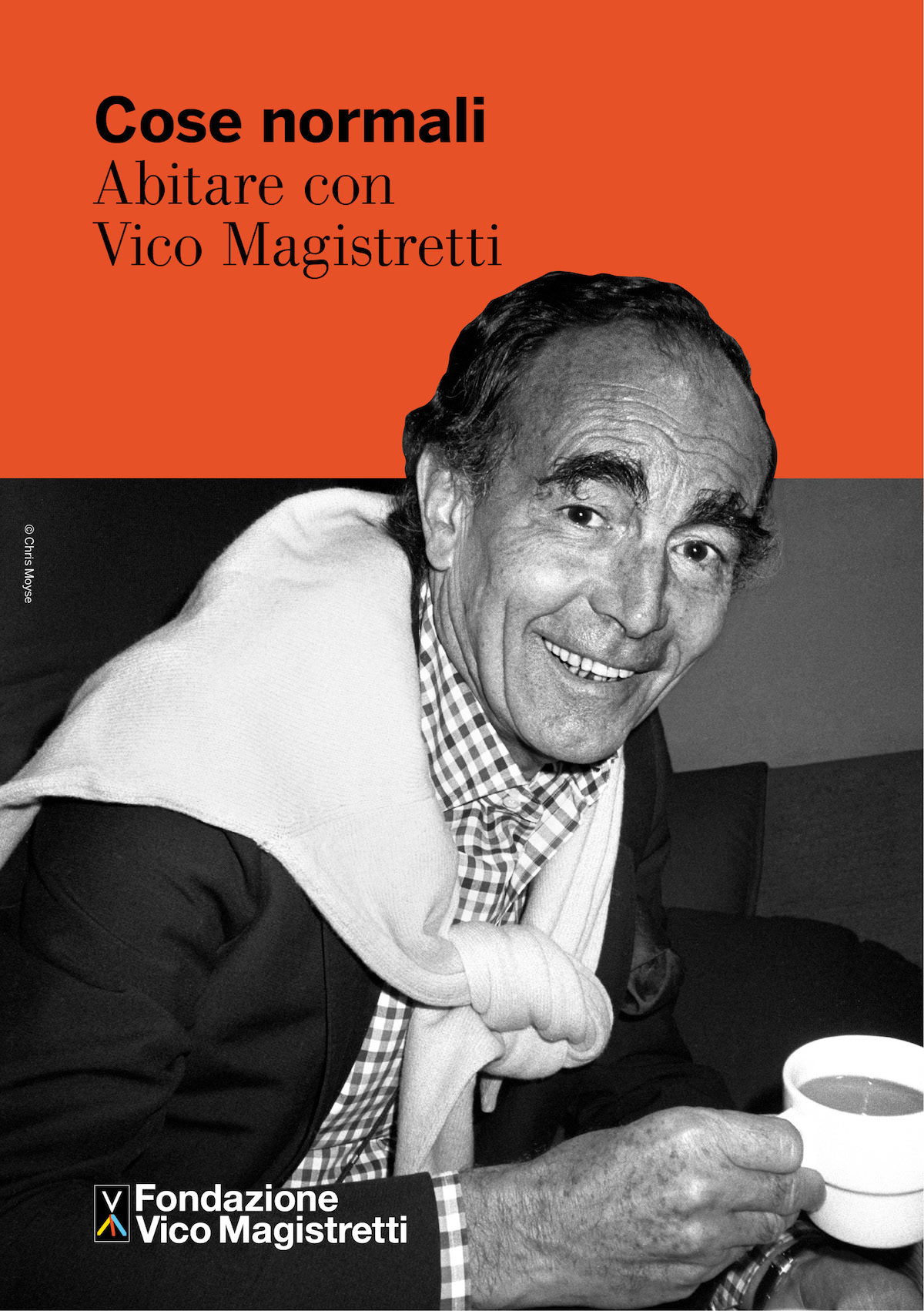 Cose normali. Abitare con Vico Magistretti. Photo by Chris Moyse
