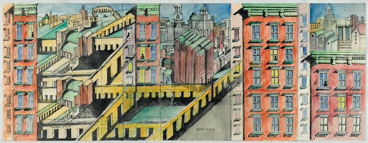 Aldo Rossi Fragments
