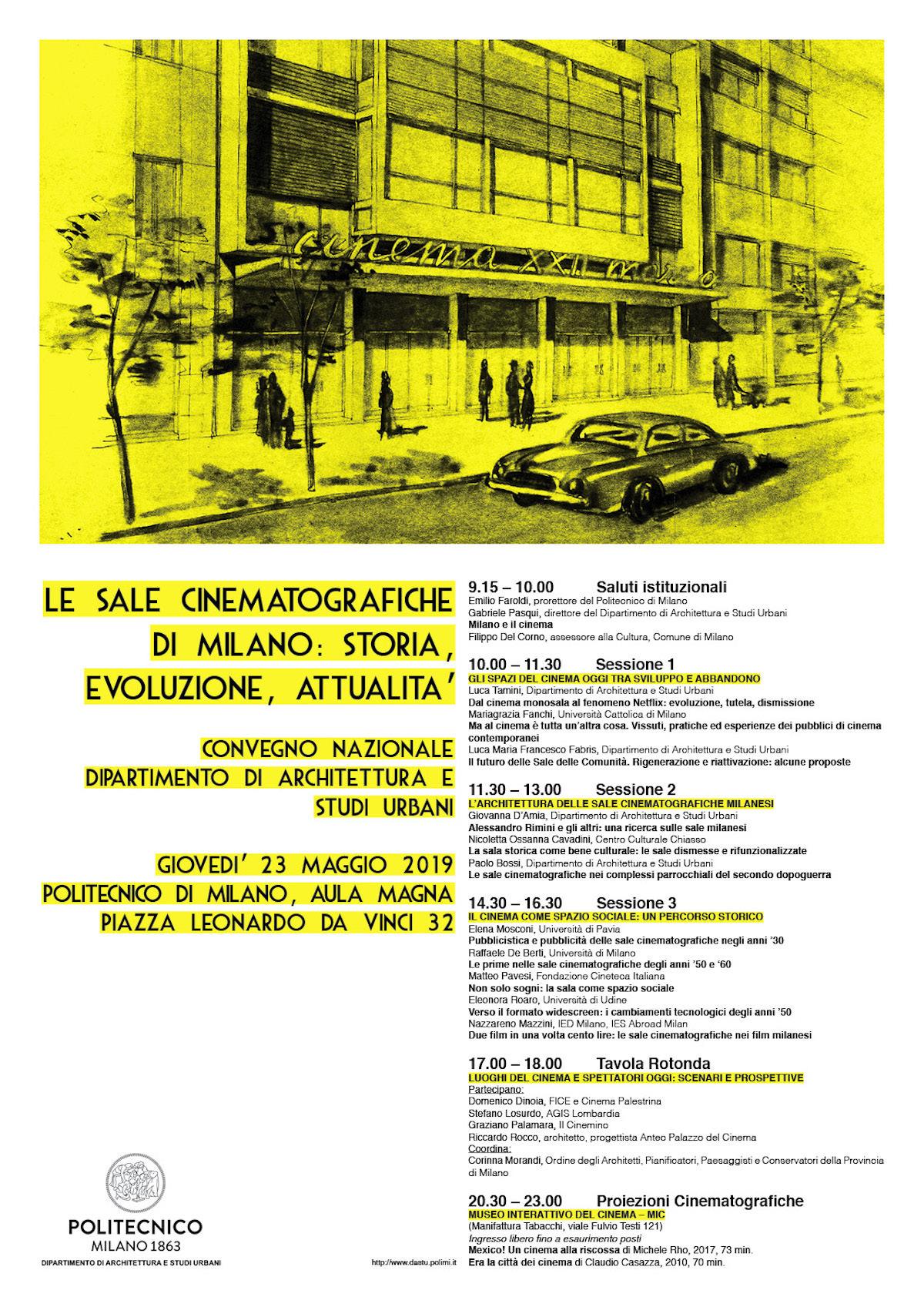 Cinema a Milano