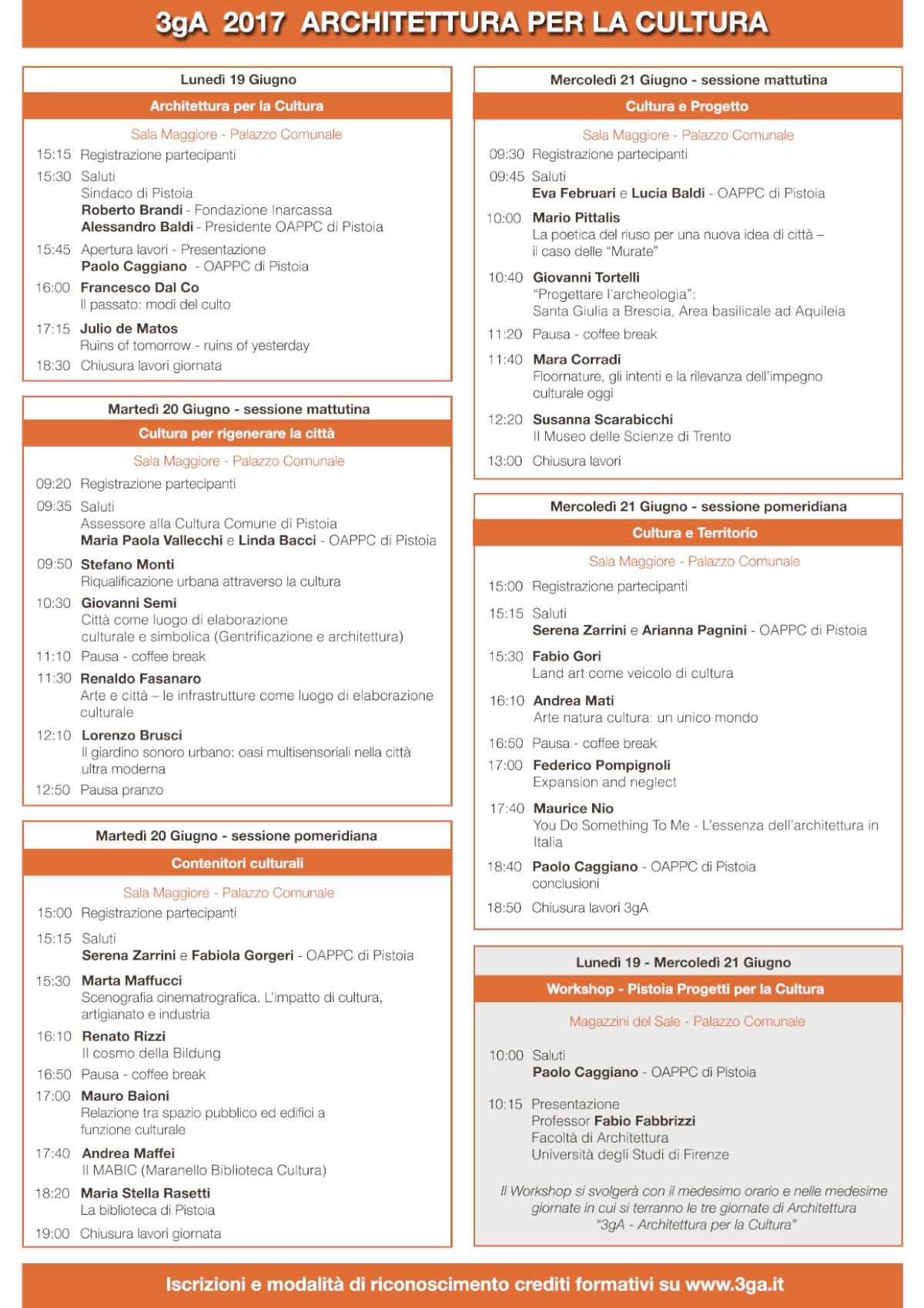 3ga17 programma