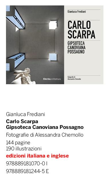 Carlo Scarpa Gipsoteca Possagno