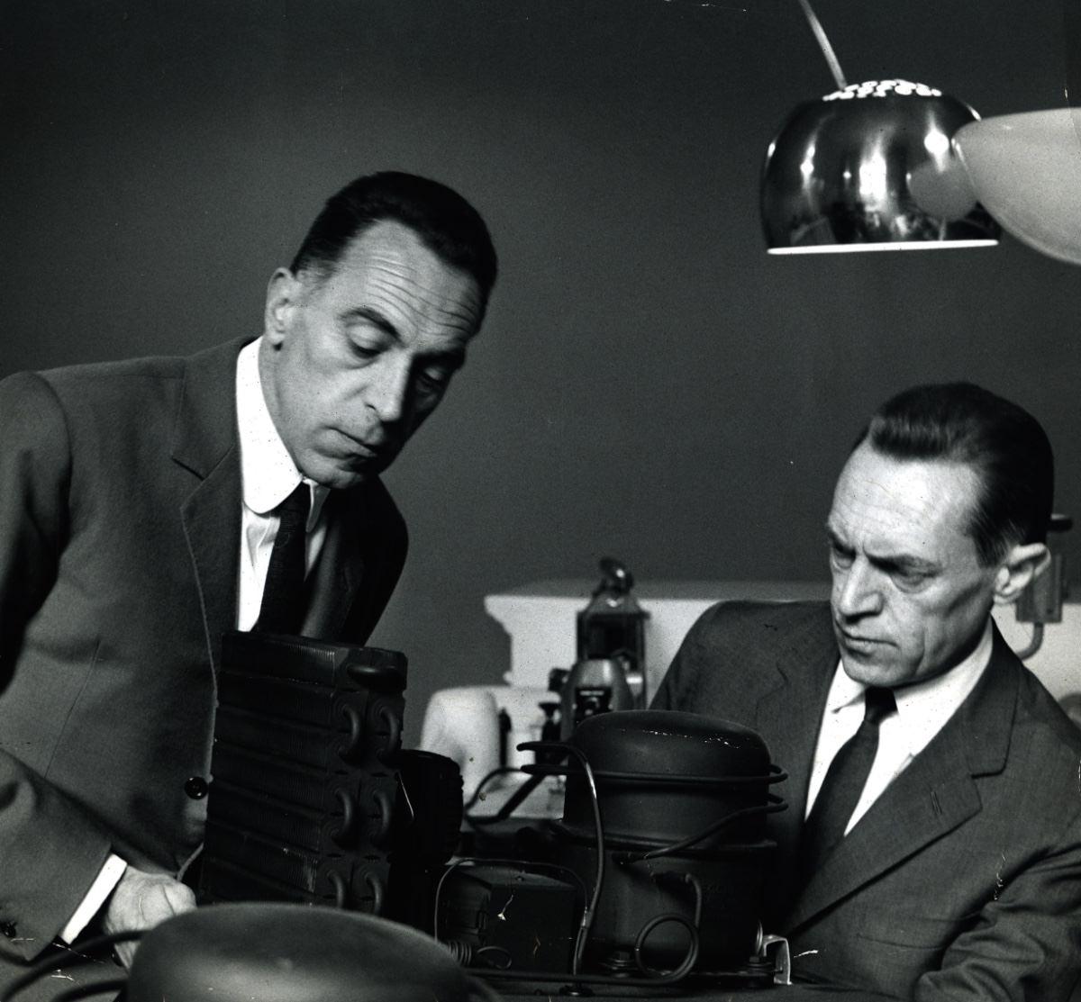 Achille e Pier Giacomo Castiglioni