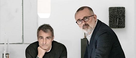 Aldo Parisotto e Massimo Formenton