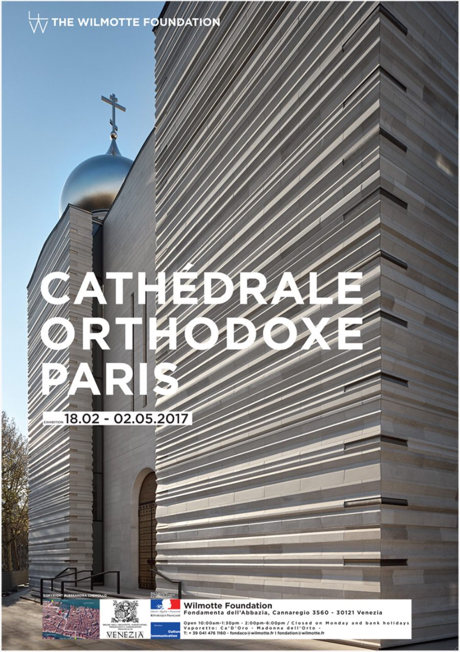 Alessandra Chemollo Cathedrale Orthodoxe Paris
