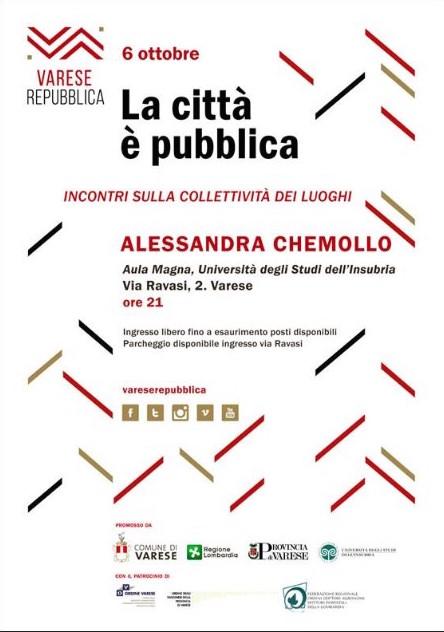 Alessandra Chemollo Varese