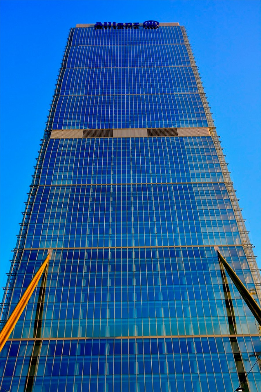 Allianz Tower Milano foto Massimo Beltrame