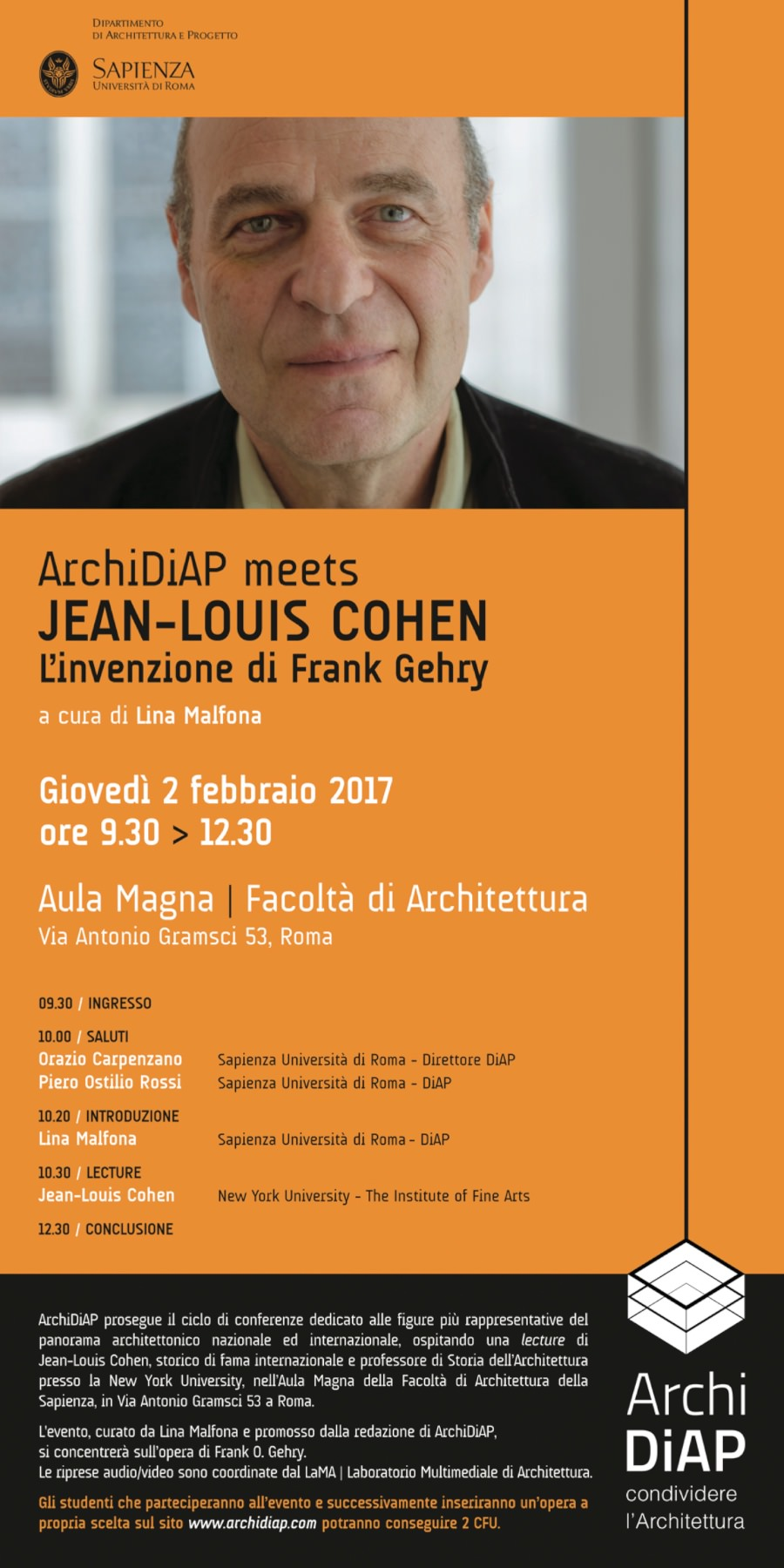 ArchiDiAP meets Jean-Louis Cohen