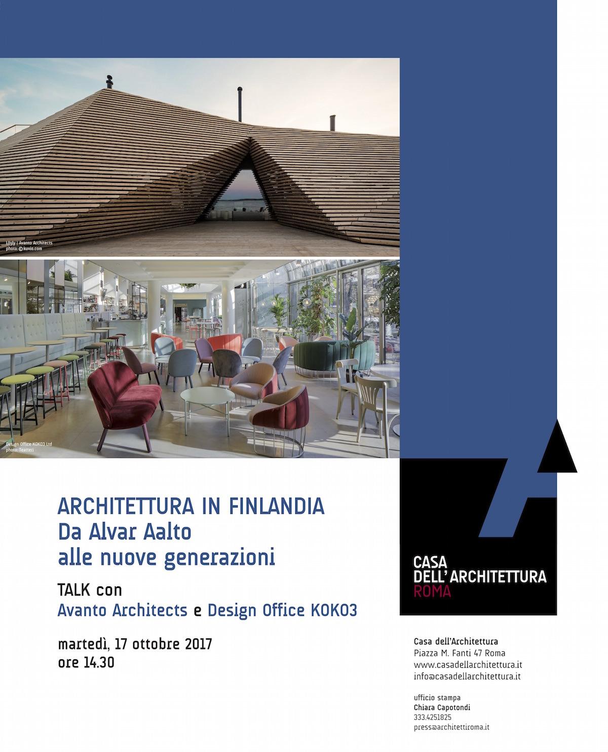 Architettura in Finlandia