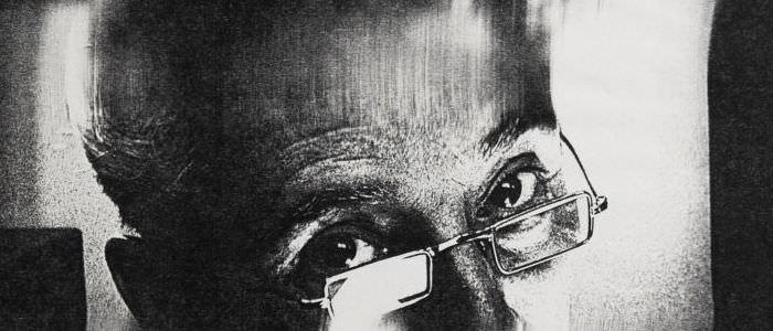 B. Munari, Autoritratto, Xerografia hp