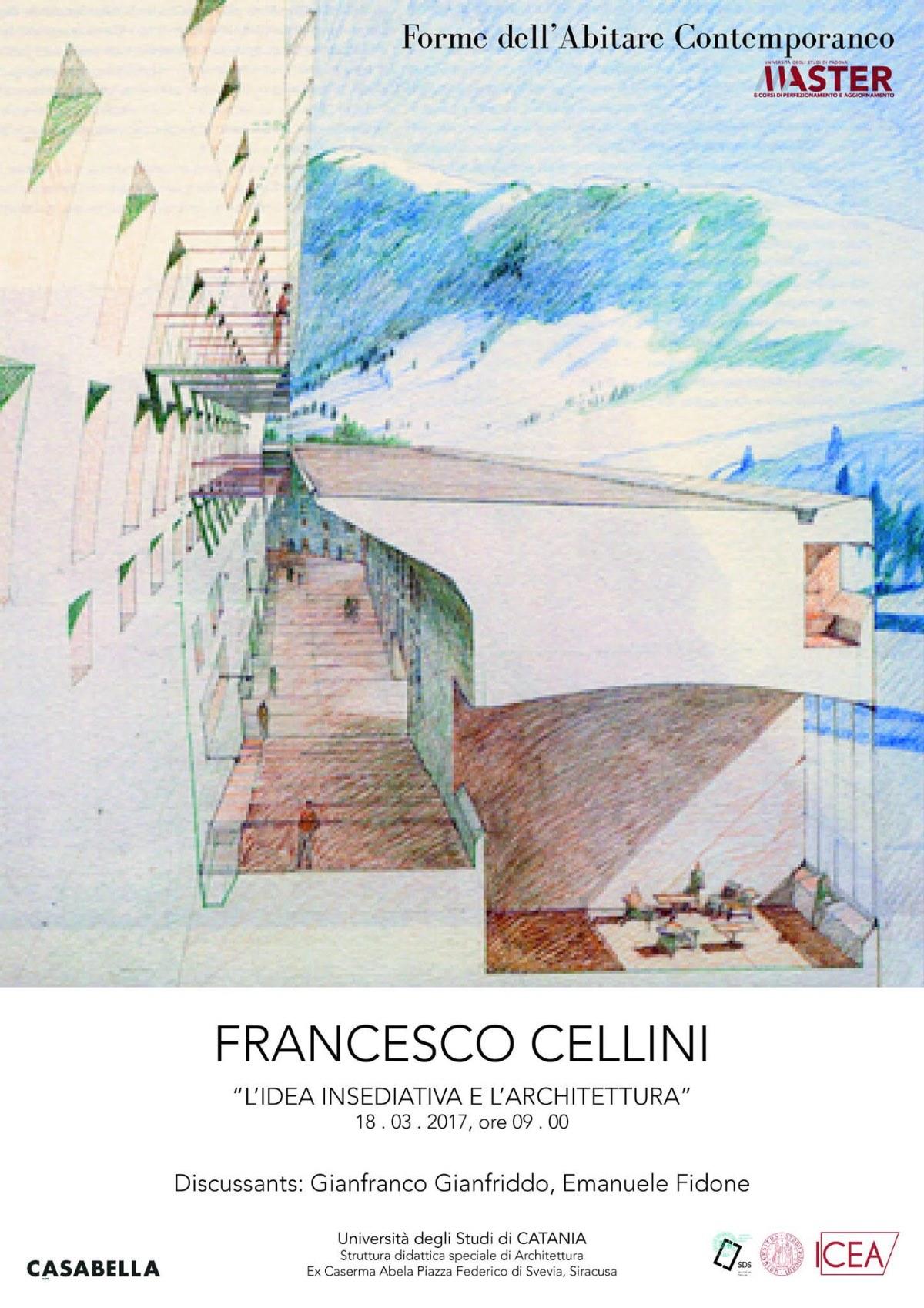Cellini Catania 2017