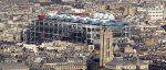 Centre Georges-Pompidou dalla tour de Montparnasse foto Maureen CC BY 2.0 hp