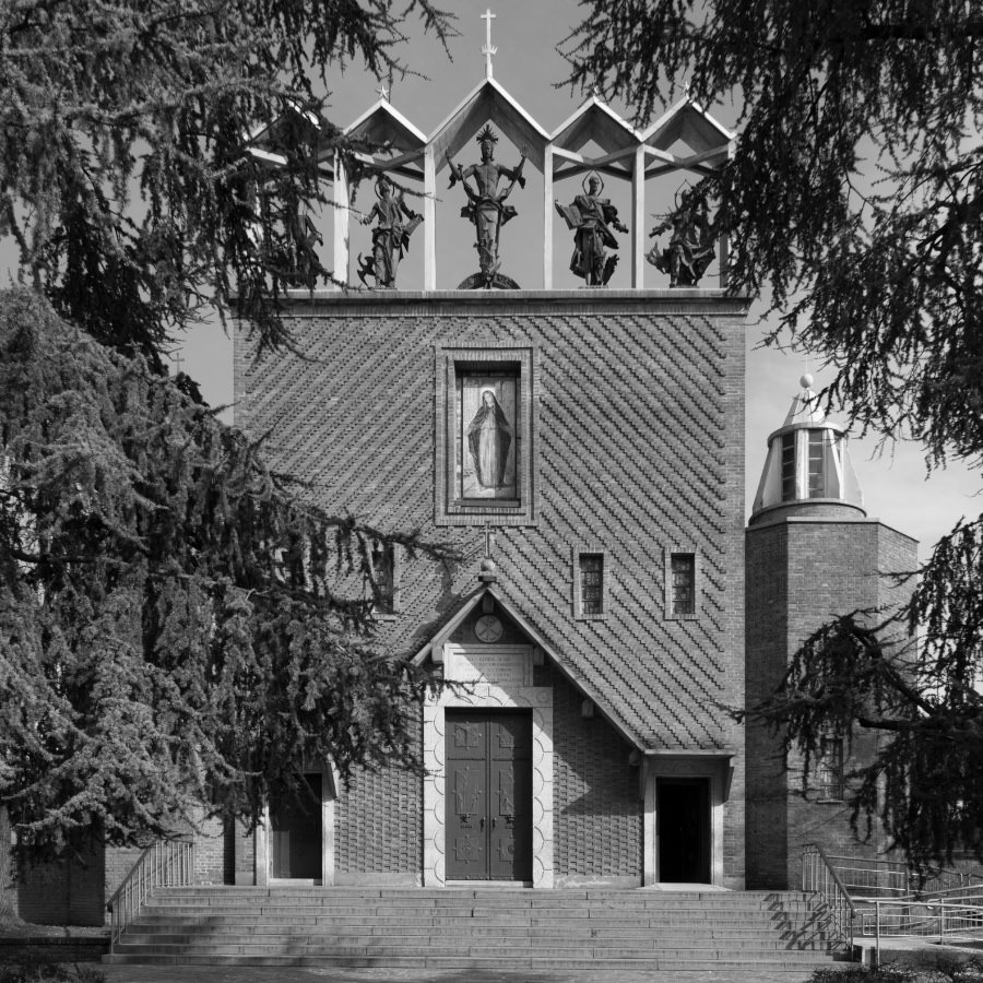 Chiesa Quattro Evangelisti Foto M. Morandi