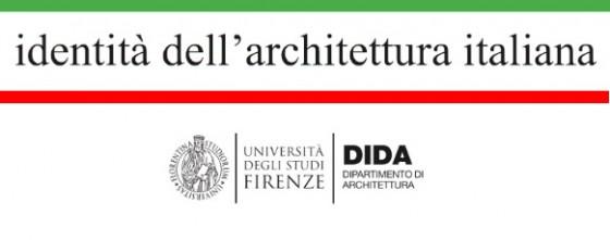Convegno Identità dell'architettura italiana Firenze