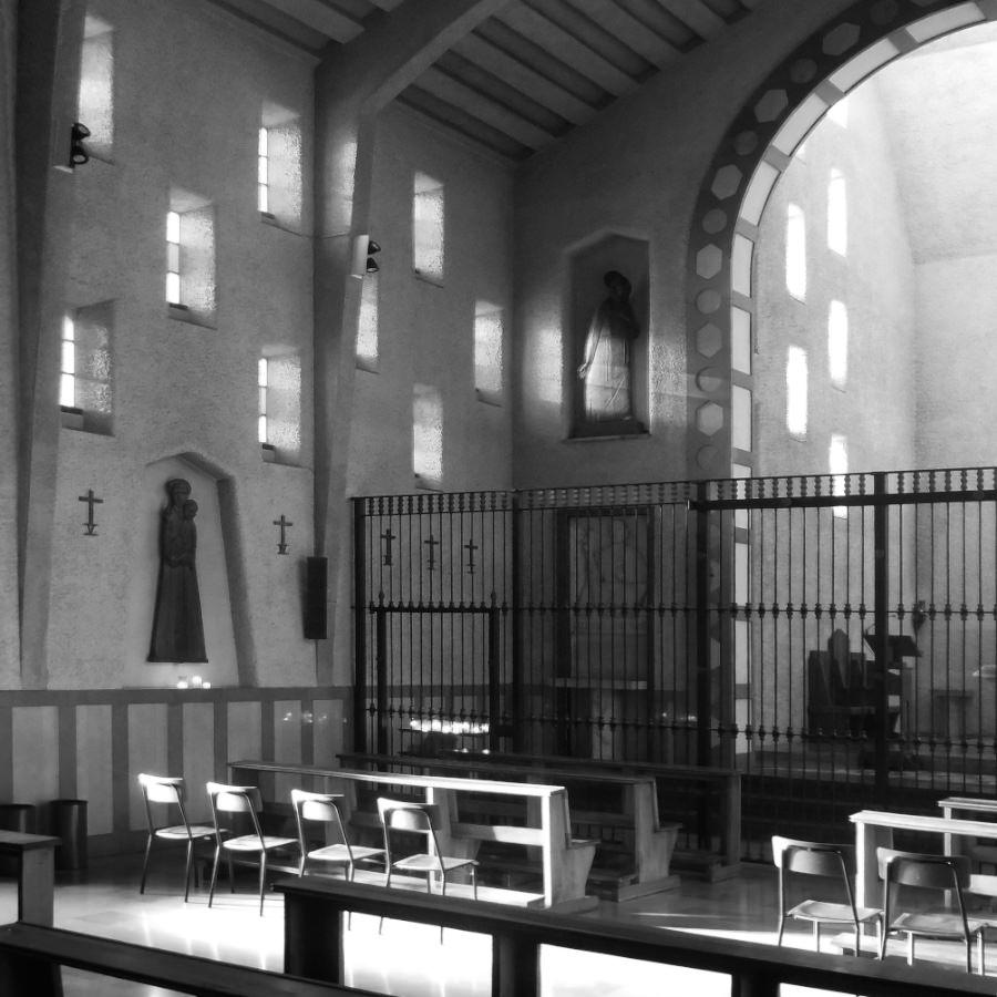Convento delle Clarisse Foto A. Di Sabato e C. Turchi