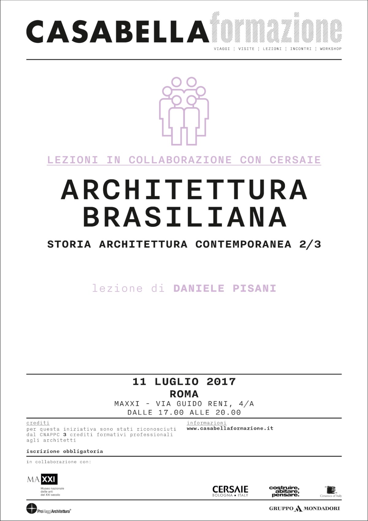 Daniele Pisani «Architettura Brasiliana»