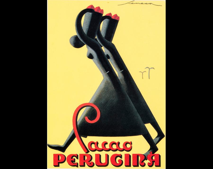 federico-seneca-%22cacao-perugina%22-elaborato-grafico-per-reclame-257-x-182-cm-1929-serigrafia-collezione-privata